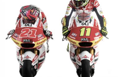 Fabio Di Giannantonio y Nicolò Bulega / Fuente: Gresini Racing Twitter