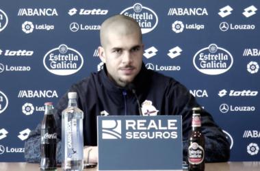 """Rubén: """"Le doy prioridad máxima a la Copa"""""""