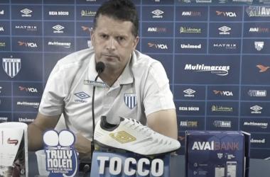 Foto: Reprodução/TV Avaí