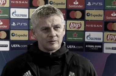 """Solskjaer demonstra decepção após derrota do Manchester United: """"Desempenho não foi bom"""""""