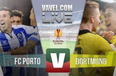 Resultado Porto x Dortmund na Liga Europa 2015/16 (0-1)