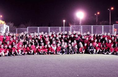 Jugadoras del Rayo Vallecano | Fotografía: Rayo Vallecano S.A.D.