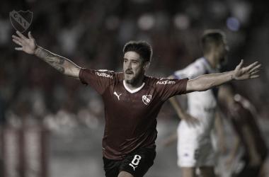 Gran paso de Independiente en la Superliga