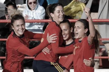 Fotografía: Twitter Selección Española