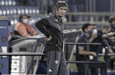 """Pellegrini: """"No estamos con suerte con las decisiones del VAR"""""""