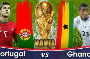 Live Portugal - Ghana, la Coupe du Monde 2014 en direct
