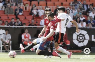 Cara a cara: Valencia vs Osasuna, tres puntos urgentes