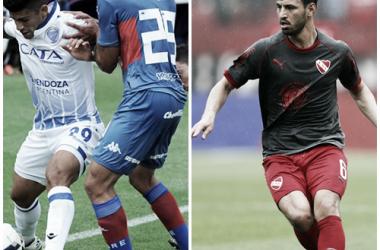 Diego Sosa vs Juan Sánchez Miño (Fotomontaje).