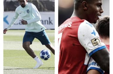 Costa y Wesley se enfrentan por primera vez en su carrera: Fuente: Fotomontaje VAVEL
