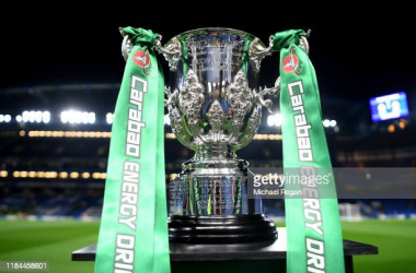 Leicester City travel to face Millwall in the third round of the Carabao Cup | Credit: Michael Regan | Getty Images