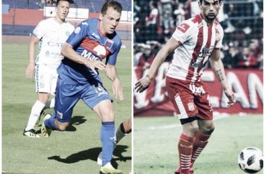 Montillo vs Tino Costa (Fotomontaje).