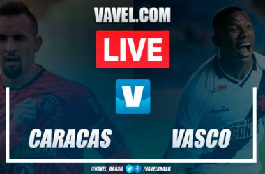 Gols e melhores momentos de Vasco 1 x 0 Caracas pela Copa Sul-Americana