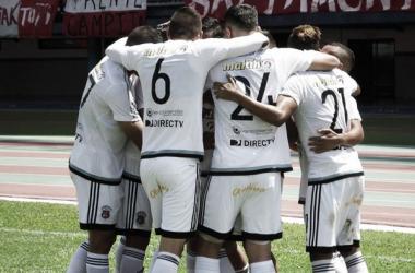 Caracas suma tres puntos en la carretera
