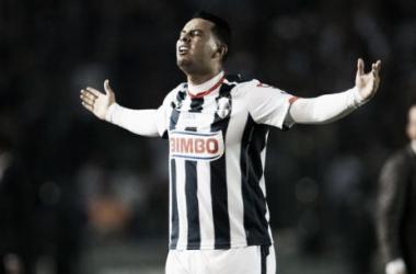 Gracias a gol de Cardona, Monterrey venció a Querétaro