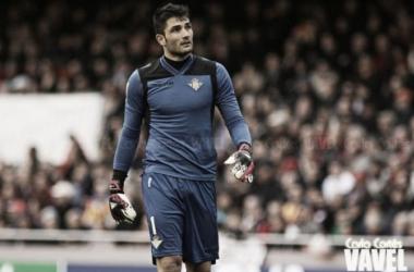 Adán en su primer año con el club. Foto: Carla Cortés.