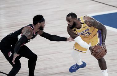 CRÓNICA NBA: Lillard y los Blazers sorprenden a los Lakers