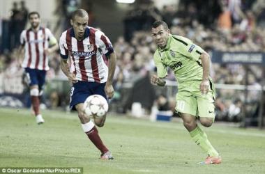 Atlético de Madrid pretende contratar Carlitos Tévez