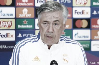 Web oficial del Real Madrid