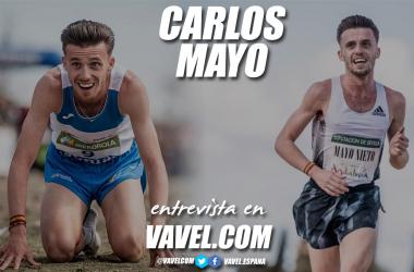 """Entrevista. Carlos Mayo: """"Los Juegos Olímpicos van a ser un gran objetivo la próxima temporada"""""""