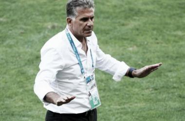 """Carlos Queiroz: """"Cristiano es el mejor jugador del mundo"""""""
