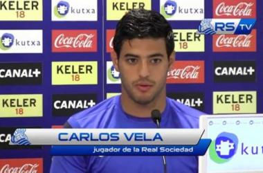 "Carlos Vela: ""Nos faltó experiencia en momentos clave"""