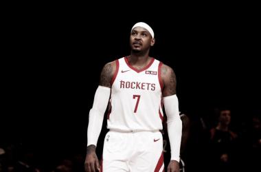 Los Blazers, la última gran oportunidad para Carmelo Anthony