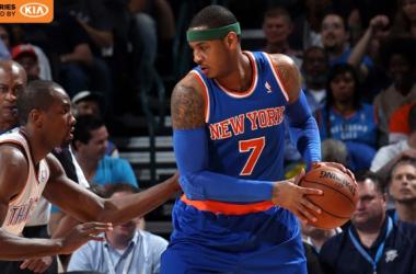 Knicks vai até OKC e vence Thunder; Já são 12 vitórias seguidas e contando