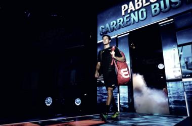 """Pablo Carreño: """"No es el resultado que sueñas para acabar la temporada"""""""