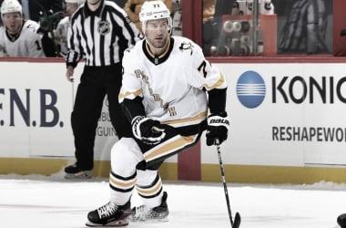 Jeff Carter arriva en Pittsburgh mientras que Soderberg ahora es jugador de Colorado Avalanche | Foto: NHL.com