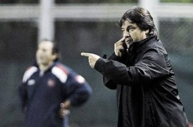 """Caruso Lombardi: """"Vamos a dar pelea"""""""