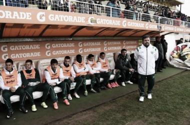Objetivo cumplido, Sarmiento se queda en Primera. Foto: La Verdad.