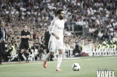 Real Madrid 2014/15: Daniel Carvajal