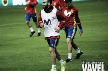 Anuario VAVEL Selección Española 2017: Daniel Carvajal, un seguro en banda derecha
