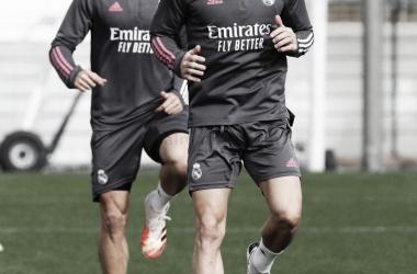 El Madrid continúa preparando la visita a Mestalla