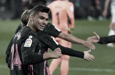 Valladolid 0 a 1 Real Madrid (LaLiga / Divulgação)