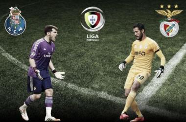 Porto x Benfica: Casillas - Júlio César, o clássico com luvas de ouro