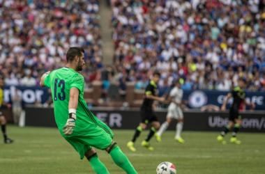 """Kiko Casilla: """"He soñado desde los 14 años con jugar la Supercopa"""""""