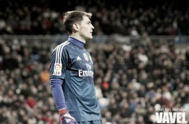 """Iker Casillas: """"A los porteros no se nos juzga como al resto"""""""