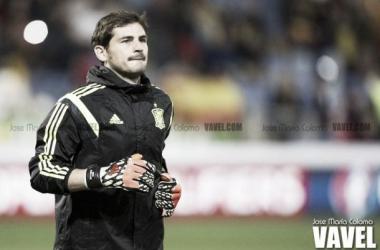 Iker Casillas | Fotografía: José María Colomo (VAVEL)