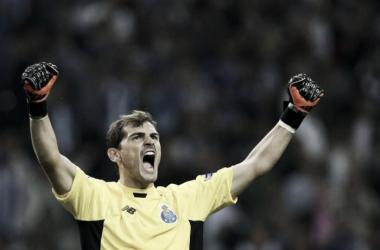 Iker Casillas, constructor del equipo menos goleado de Europa