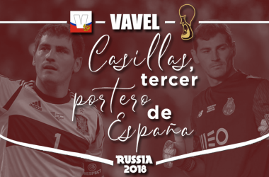 Iker Casillas podría agrandar aún más su leyenda | Montaje: Santiago Arxé Carbona (VAVEL)