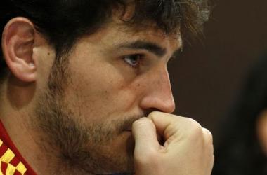 """Casillas: """"Fue como volver a debutar"""""""