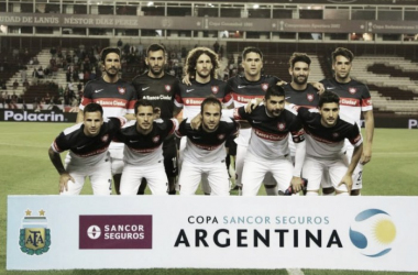 El mejor partido del semestre de San Lorenzo | Foto: Olé