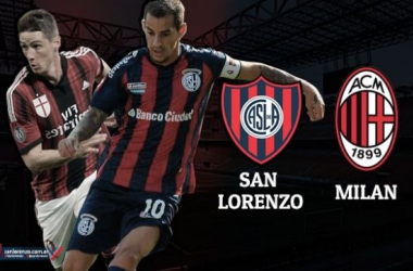 Foto: Web San Lorenzo