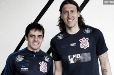 Atuações de Fagner e Cássio no Corinthians em 2017 renderam convocações para a Seleção Brasileira (Foto: Divulgação)