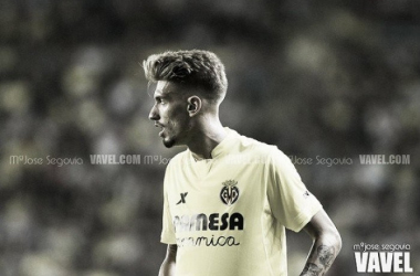 Castillejo, mejor jugador del partido para la afición amarilla