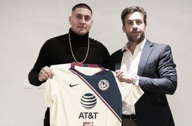 Terminó la novela, Nicolás Castillo es nuevo jugador del América
