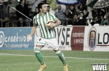 Rubén Castro, de vuelta en el momento oportuno