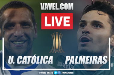 Gol e Melhores momentos de Universidad Católica 1-0 Palmeiras
