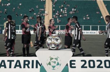 Governo de SC recua e libera retorno do Campeonato Catarinense